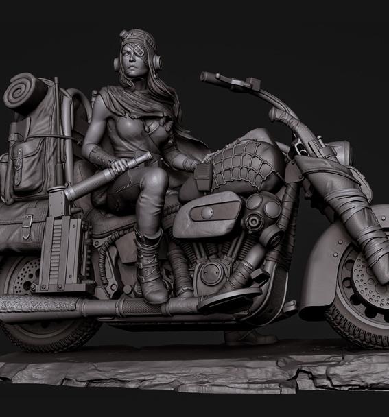 Road Girl 108